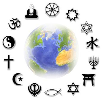 in what ways did religion and Religion may be defined as a cultural system of designated behaviors and practices, world views, texts, sanctified places, prophecies, ethics, or organizations, that claims to relate humanity to supernatural, transcendental, or spiritual elements.